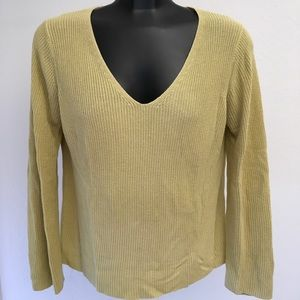 Eileen Fisher V-Neck Sweater Size S
